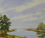 riverside landscape 675