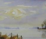 lakeside landscape 677
