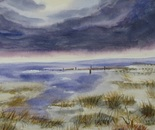 stormy weather sky landscape 681