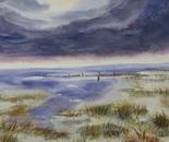 stormy weather sky landscape 681