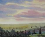 wide sky landscape 685