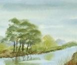 river landscape 688