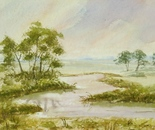 river landscape 689