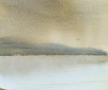 coastal bay line painting 700
