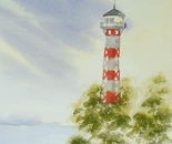 lighthouse painting 701