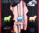 L'incubo della pecora (30x30)