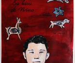 Su bisu de Nino (the dream of Nino-50x70)