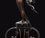 Ayesha: 1,2m high; bronze; edition of 15