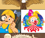 Creative illustration design services