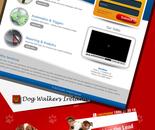 Landing Page design portfolio