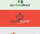 Symbolic logo design portfolio