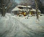 Upstate NY Winter