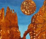 VU 181 Red Formation of Rocks
