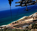 Cable Car Haifa