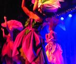 Black Light Dancers I