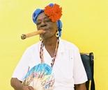 Cigar Lady I