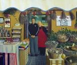Mushroom Shop ~ Nemi, Italy