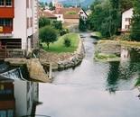 River Reflection I