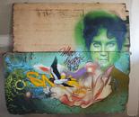 """dixon / """"Pangaea"""" / 140x120cm / 2012"""