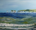 Old Harry Rocks.DORSET