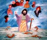 Moses and his people