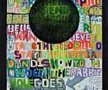 The Third Pill (after Basquiat)