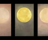 There is a light that never goes out (triptych)