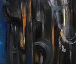 HU ZHIYING  Archimedes, 2004, Oil on canvas, 40×30  cm