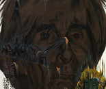 HU ZHIYING  Artist Achieve---Andy Warhol, 2012, oil, acrylics on canvas, 200×170 cm