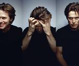 Willem Dafoe by Charlie Langella