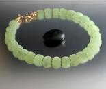 Prehnite Collar Necklace
