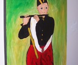 The boy with the Flute