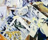 An Act - 1998   Oil on Canvas, 50/60 cm