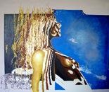 Breathing Soul 2010, Oil/Acrylic on Canvas, 100/75 cm