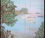 Dawn Lake Burley Griffin
