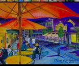 Fremantle Cafe Strip