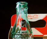 Vintage Coke by K Henderson Fine Art