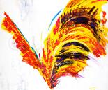Yellow free bird