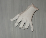 Cellist's Hand (Clay Sculture)