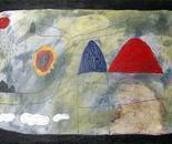 boy alkaf, water, 401 x 252 mm, mixed on canvas, 2012