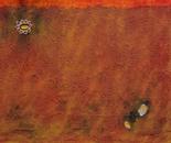 boy alkaf, flower sinks to emerge, mixed on canvas, 110x90 cm, 2013