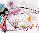 boy alkaf, untitle #6 part I, water colour on paper, F4, 2013