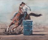 Barrell Racer