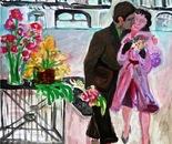 MIDNIGHT KISS IN PARIS
