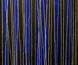Series II, Ropes, 120x200cm, acrylic on canvas. Price: $15000