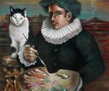 Self Portrait as Renaissance Man