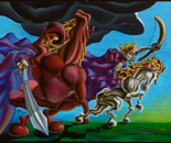 The Four Horsemen of the Apocalypse 1 & 2