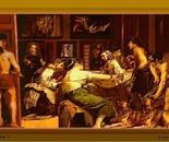 composition a la Velazquez
