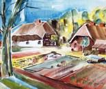 Farmerhouses in Ahrenshoop 2