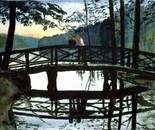 Bridge at the Lake of Grunewald